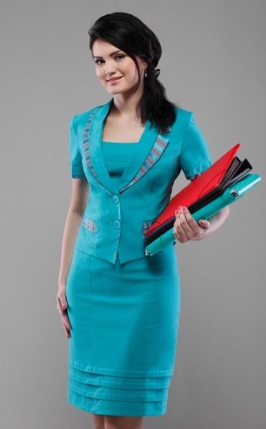 платье костюм для полных женщин