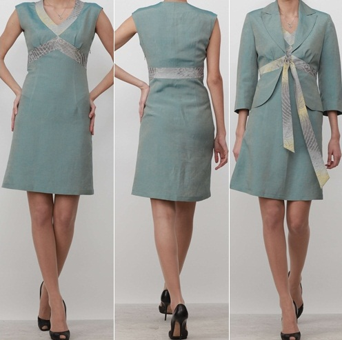 платье костюм для женщин