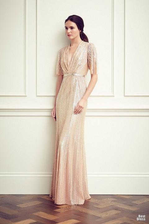 красивые вечерние платья 2015 фото длинные