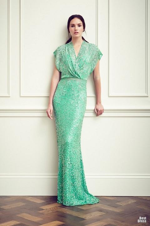 вечерние платья 2015 фото новинки длинные
