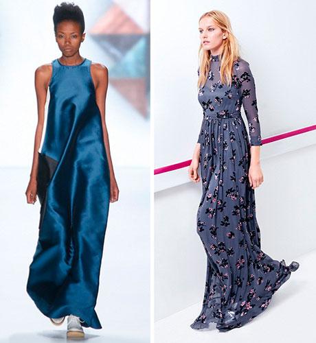 Фасоны горловина платья