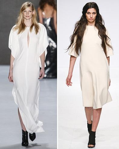 белые летние платья 2016 фото
