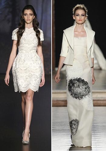 белое платье мода 2016