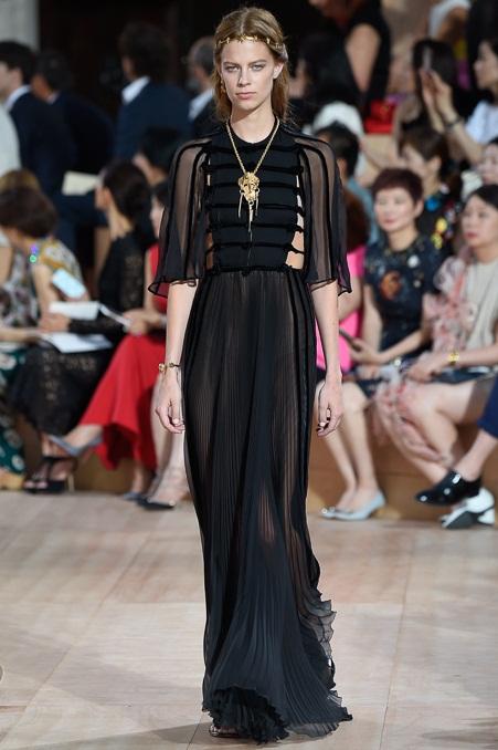 черные платья 2016 фото новинки