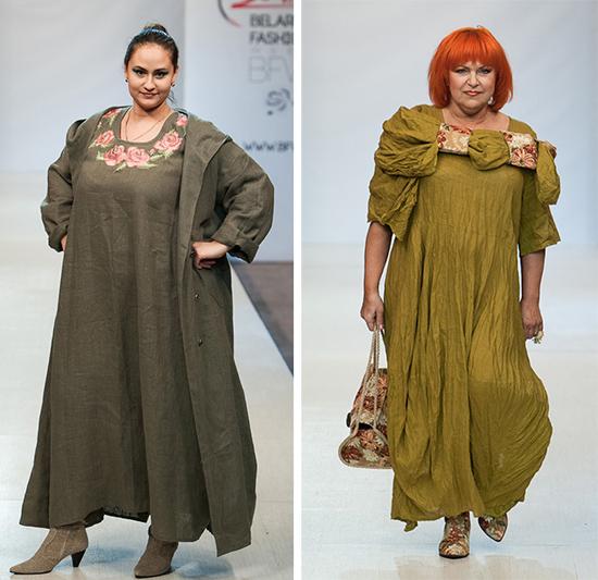 Платья балахоны