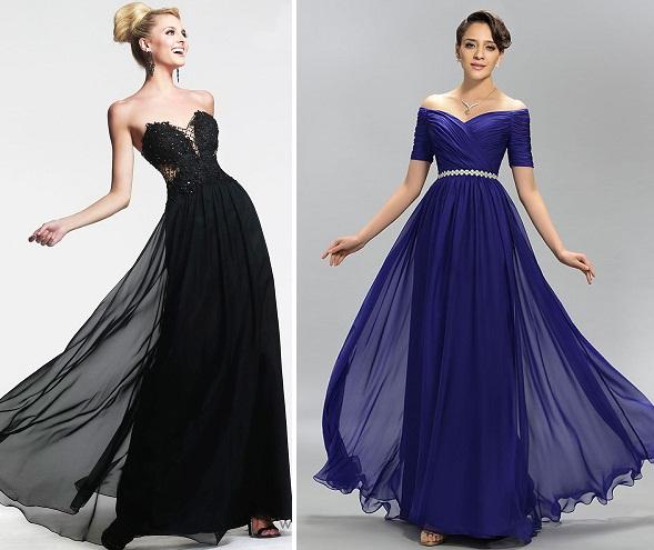 Платье 2016 фото новинки в пол