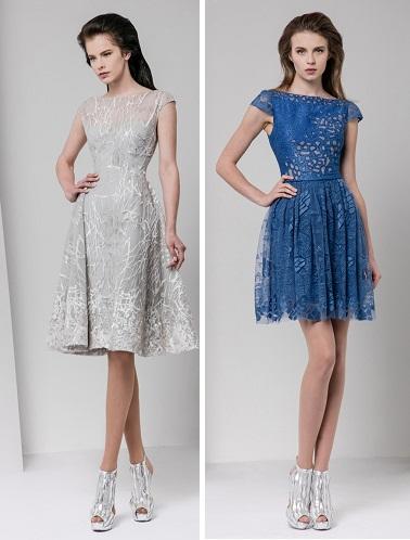 Фасоны платьев для лета