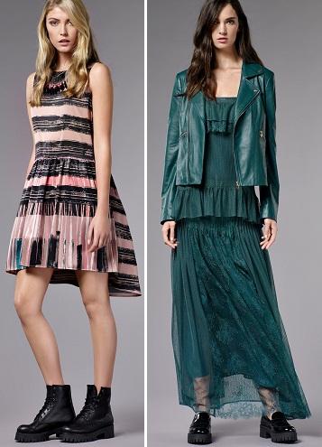 Фасоны юбок и платьев фото