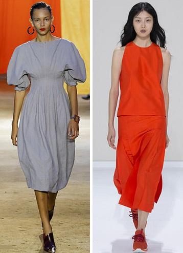 Базовые платья 2017