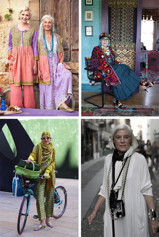 Одежда для пожилых полных дам