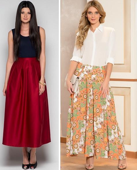 Фасоны пышные юбки для женщин