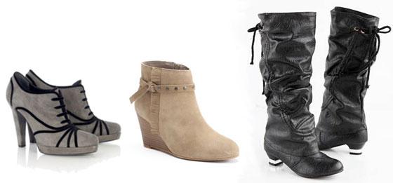 какую обувь носить полным