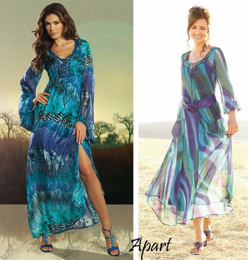 4db0c034d15 Цветные летние платья