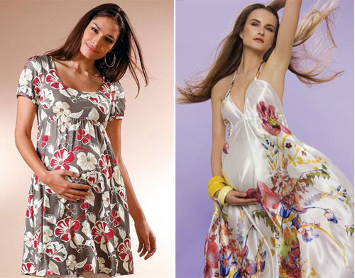 466ead736f4c Очень многие женщины считают, что на столь короткое время не стоит  приобретать несколько платьев. А ведь это почти на год. В гардеробе  беременной женщины ...