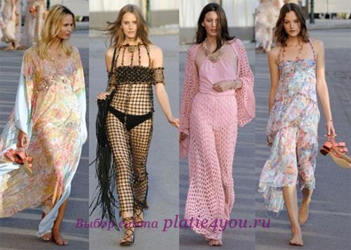 Пляжное платье - трендовые варианты для незабываемого отдыха!