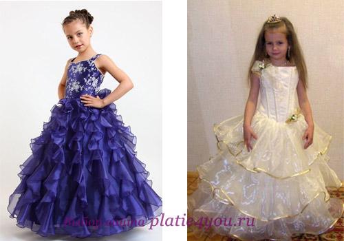 a81405a7e70 Платья для девочки на выпускной в 4 классе