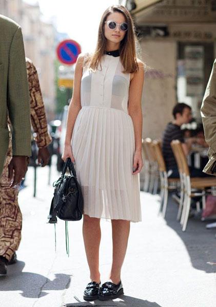 29787afee77 как носить повседневное прозрачное платье