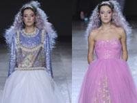 Неделя моды в Лондоне: осень-зима 2014/2015