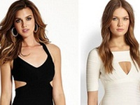 бандажные платья hot miami styles
