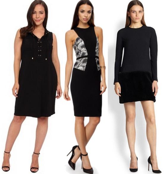 5c3dae84084 какие туфли под черное платье