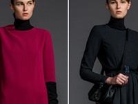 зимнее платье 2014-2015