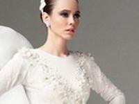 свадебные платья зимние
