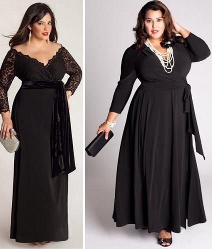 620f5f62c6b Красивые платья для полных фото