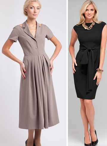bd66c688cee Летние платья для женщин 50 лет  фото и рекомендации стилистов