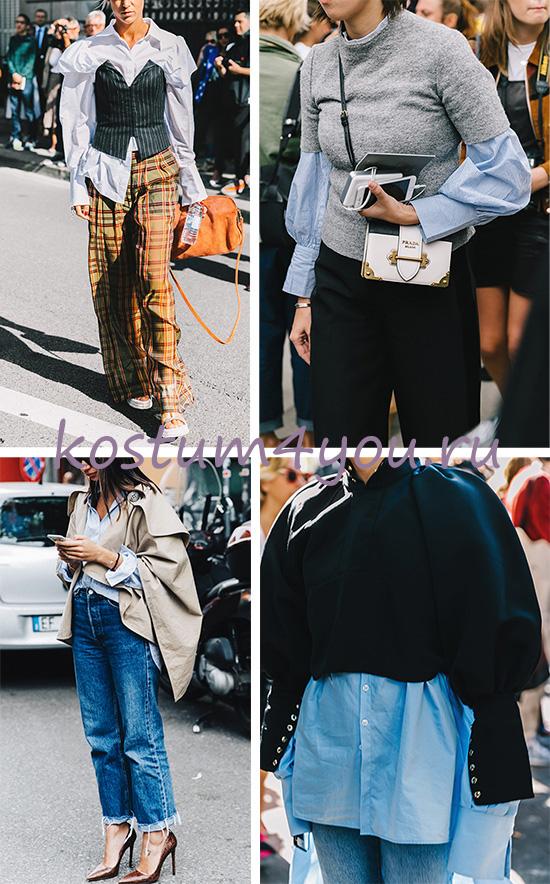 5e92d1a92d7 Мужская рубашка в женском гардеробе  стильные образы